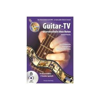 Pomaska-Brand verlag Guitar-TV