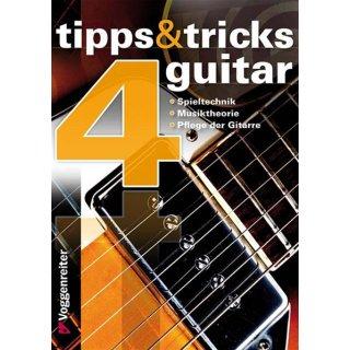 Voggenreiter tipps & tricks guitar