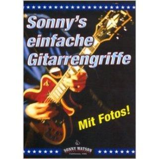 Sonny Watson Sonnys einfache Gitarrengriffe