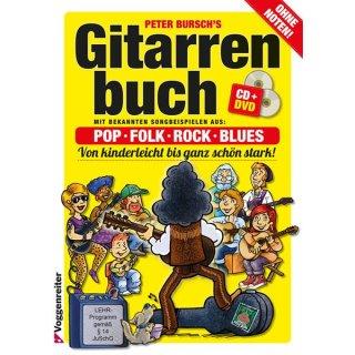 Voggenreiter Peter Burschs Gitarrenbuch