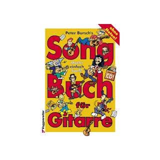 Voggenreiter Song Buch für Gitarre 1