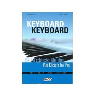 Hage Keyboard die 100 schönsten Melodien