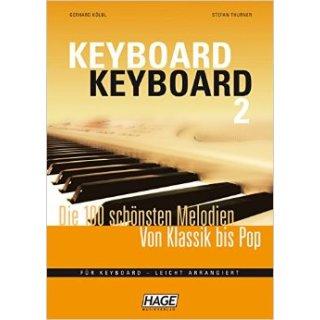 Hage Keyboard die 100 schönsten Melodien 2