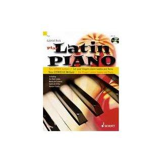 Schott Playing Latin Piano