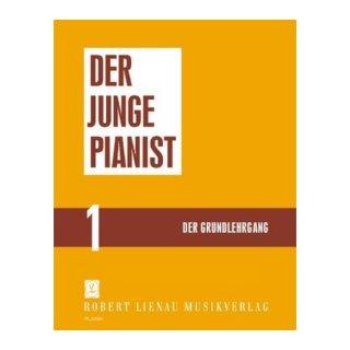 Robert Lienau der junge Pianist 1
