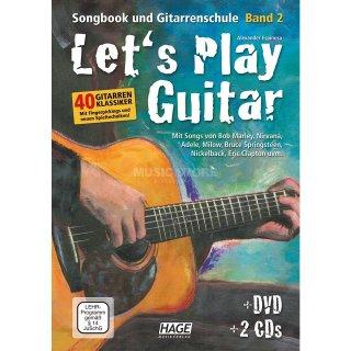 Hage Lets Play Guitar II