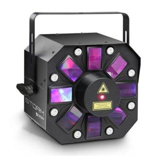Cameo STORM - 3 in 1 Lichteffekt, 5 x 3W RGBAW Derby