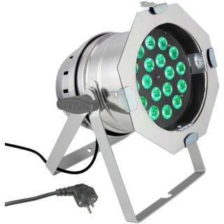 Cameo PAR 64 CAN - 18 x 8W QUAD Colour LED RGBW PAR Scheinwerfer