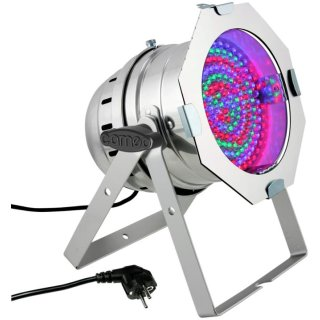 Cameo PAR 64 CAN - 177 x 10 mm LED RGBA PAR Scheinwerfer