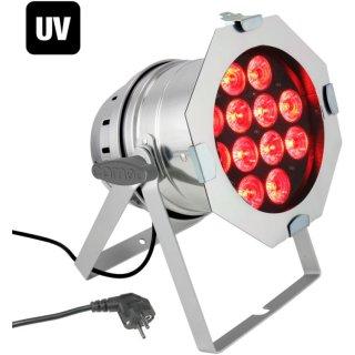 Cameo PAR 64 CAN RGBWA+UV 10 WPS - 12 x 10W Scheinwerfer