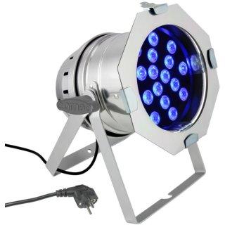 Cameo PAR 64 CAN - 18 x 3 W TRI Colour LED RGB PAR Scheinwerfer