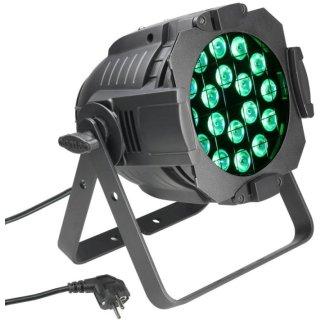 Cameo Studio PAR 64 CAN - 18 x 8W QUAD LED RGBW PAR Scheinwerfer BK