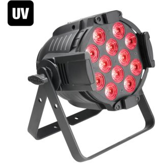 Cameo Studio PAR 64 CAN 12 W - 12 x 12W QUAD LED PAR Scheinwerfer
