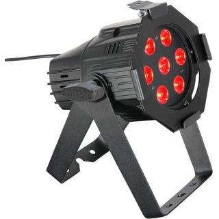 Cameo Studio Mini PAR - 7 x 3 W TRI LED RGB PAR Scheinwerfer BK