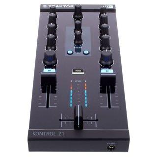 Native Instruments NI Traktor Kontrol Z1 2-Kanal DJ-Mixer