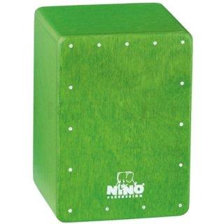 Meinl NINO 955GR Mini Cajon Shaker Grün