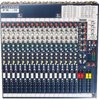 Soundcraft FX16 II