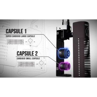 MXL DX-2 dynamisches Dualkapselmikrofon