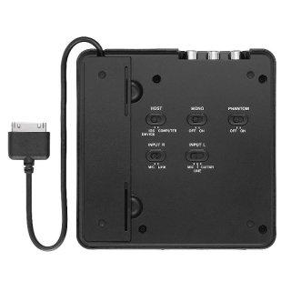 Tascam iU2 Audio/MIDI-Interface für mobile Aufnahmen