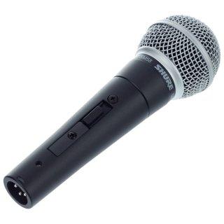 Shure SM58 SE Gesangsmikrofon